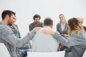 group therapy session