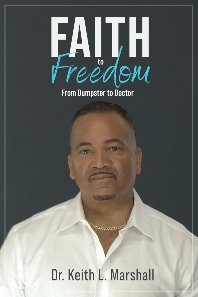 Faith to Freedom book cover