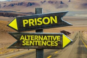 Prison vs Alternative Sentence