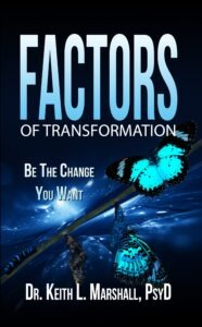 Factors of Transformation - front book cover